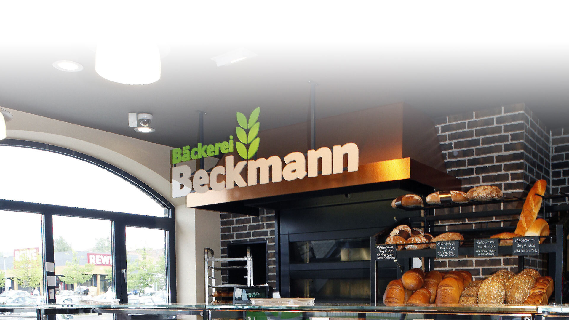 Bäckerei Beckmann in Uslar